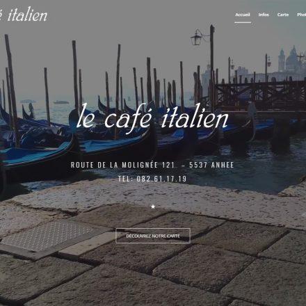 Le Café Italien